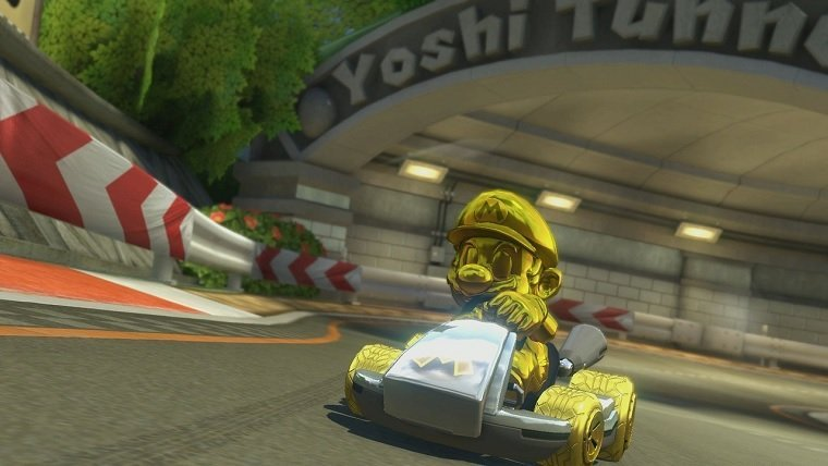 Mario Kart 8 Deluxe Guide How To Unlock The Gold Glider Attack Of The Fanboy