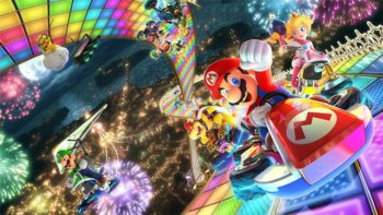 Mario Kart 8 Deluxe Debuts At #1 On UK Sales Charts
