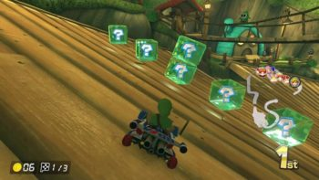 Mario Kart 8 Deluxe Guide: Can You Switch Between Your Two Items?