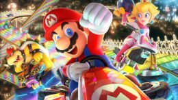 Mario Kart 8 Deluxe Led Software Sales in April With Persona 5 Close Behind