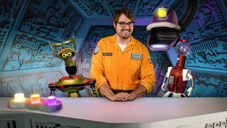 MST3K is Finally Back, and it's Excellent Culture  Netflix Mystery Science Theater 3000 Movies Kickstarter