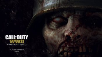 Nazi Zombies Confirmed For Call of Duty WW2