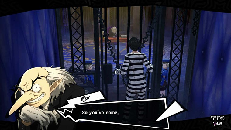 Persona 5 Guide: How to Get The True or Good Ending GameGuides  Persona 5 Guides Persona 5