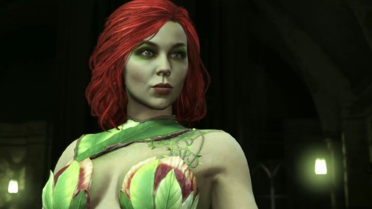 Poison Ivy Joins the Fight in Injustice 2 News  Mortal Kombat Injustice: Gods Among Us Injustice 2