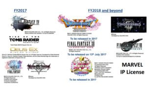 Kingdom Hearts 3 and Final Fantasy VII Remake Will Release in 2018 or Beyond