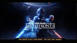 Star Wars Battlefront II Trailer Leak Reveals Prequel And Force Awakens Characters