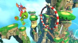Yooka-Laylee Release Date on Nintendo Switch Revealed