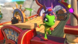 Yooka-Laylee Update Coming to Fix Camera and Other Issues
