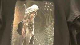 Assassins Creed Origins t-shirt