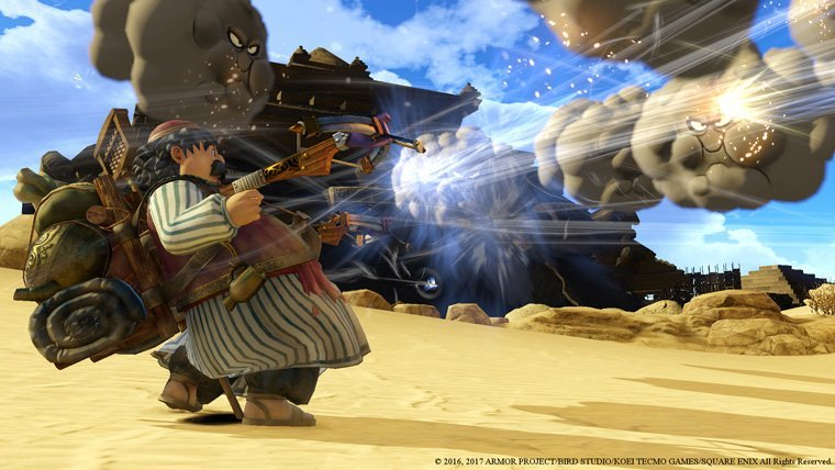 Check Out All the Free DLC Dragon Quest Heroes 2 Is Getting This