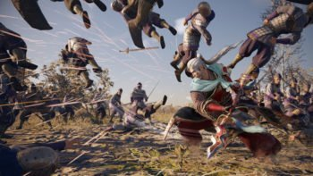 Dynasty Warriors 9 Revealed as a PlayStation 4 Game