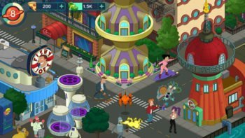 Futurama Lives On as a Mobile Game Coming This Summer