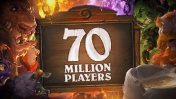Hearthstone Celebrates Over 70 Million Players With Free Card Packs