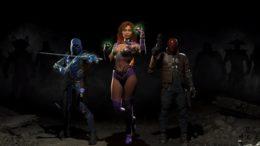 Injustice 2 DLC Fighter Pack 1