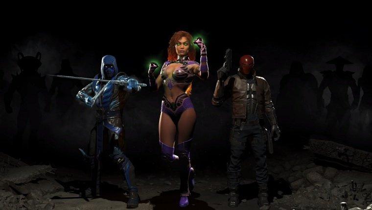 Injustice-2-Starfire