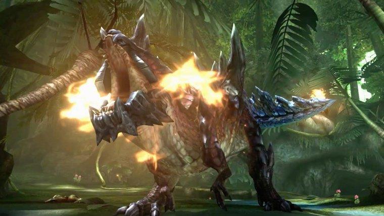 Monster Hunter XX Nintendo Switch Ver. announced