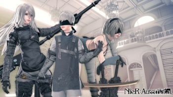 NieR: Automata 3C3C1D119440927 Review