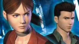 Resident Evil Code Veronica cover