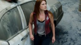 Resident Evil movie Claire Redfield