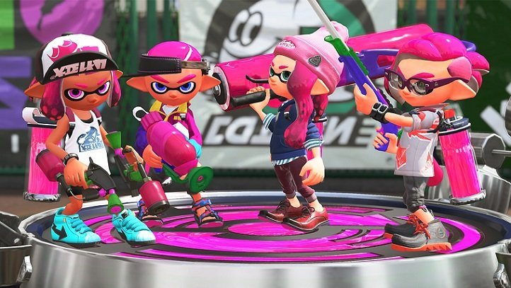 Splatoon 2 How to Play with Friends