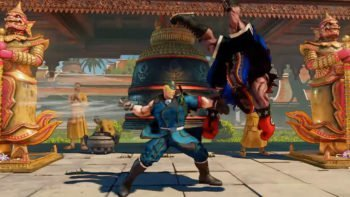 Street Fighter V Adding Spain and Thailand Stages in May Updates