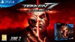 Tekken 7 PlayStation 4 Bundle