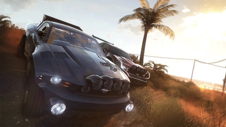 Take to the Open World in the Crew 2