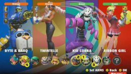 New ARMS Characters Leaked Ahead of Nintendo Direct