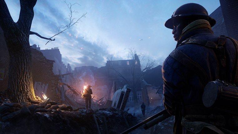 News  EA Battlefield 1 Battlefield