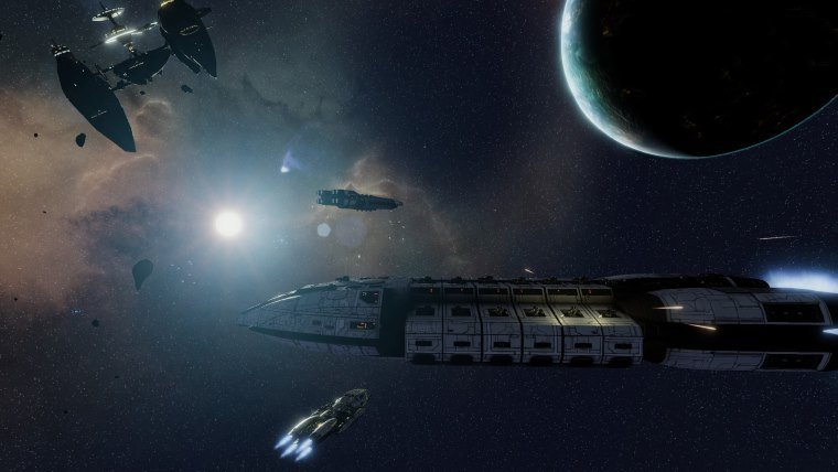 Battlestar Galactica Deadlock: Is this the BSG Game We've been Waiting for? News  Xbox One Steam PS4 Battlestar Galactica