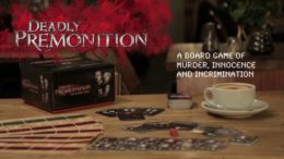 Cult Classic 'Deadly Premonition' is Getting its own Board Game