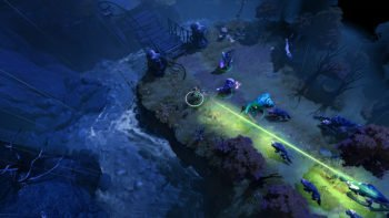 DOTA 2 is Getting a Multiplayer Campaign