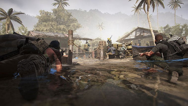 Ghost Recon Wildlands Fallen Ghosts DLC Launch Trailer Reminds You It's Out