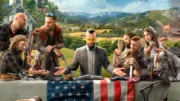 Far Cry 5 PC GAMES playstation Ubisoft Xbox Image