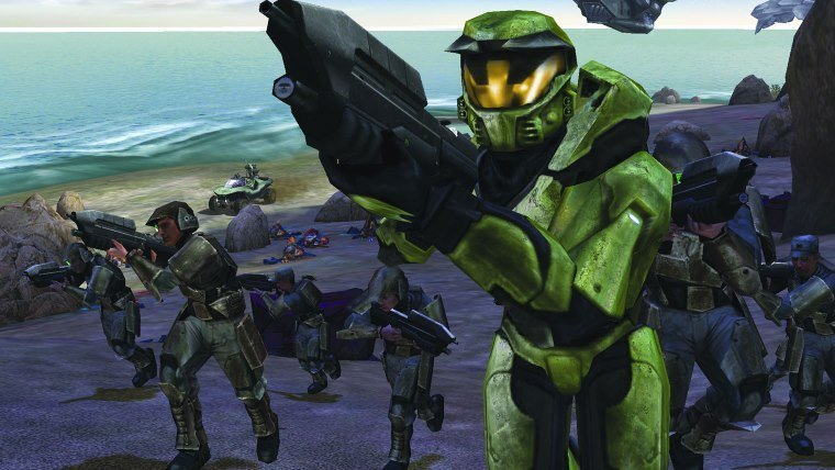 Halo Fan Project Given 343 Industries' Approval News  Halo 343 Industries