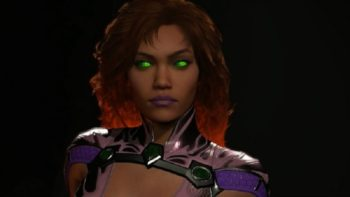 Injustice 2's Starfire Will Be Voiced By Familiar Actress