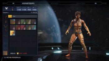 Injustice 2 Guide: How To Unlock The Vixen Premier Skin