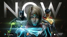 The Injustice 2 Mobile Game is Available Now