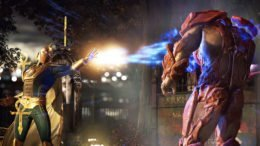 Injustice 2 How to Turn Off Gear in Online Versus Player Match