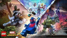 lego LEGO Marvel Avengers LEGO Marvel Super Heroes 2 WB Games Image