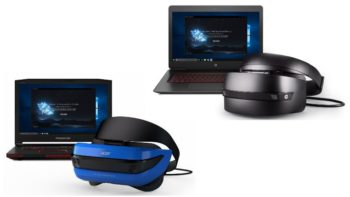 Microsoft Announces Their Own VR Motion Controllers That Come With Acer & HP VR Headsets