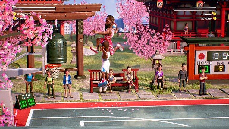 NBA Playgrounds Review Reviews  NBA Playgrounds NBA 2K17