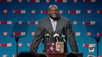 NBA 2K18 Legend Edition Reveals Shaquille O'Neal As Cover Star