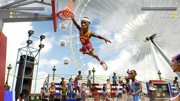 NBA Playgrounds:  How to Play Online GameGuides  NBA Playgrounds