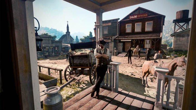 Rumor: Red Dead Redemption 2 Image Leaks Rumors  Red Dead Redemption 2