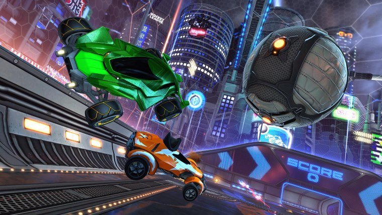 Psyonix details upcoming Rocket League plans, including graphical modes for Switch