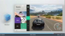 Rumored Xbox Scorpio UI Sneaks Out of Microsoft Event