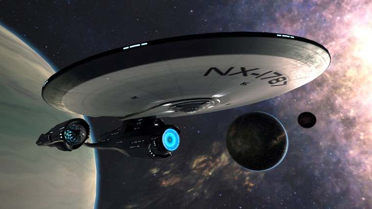 HTC Vive now comes with free Star Trek Bridge Crew