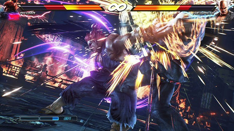 Reviews  Tekken 7: Fated Retribution Tekken 7