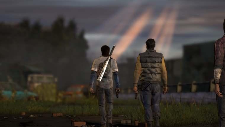 Reviews  The Walking Dead: A New Frontier The Walking Dead Telltale
